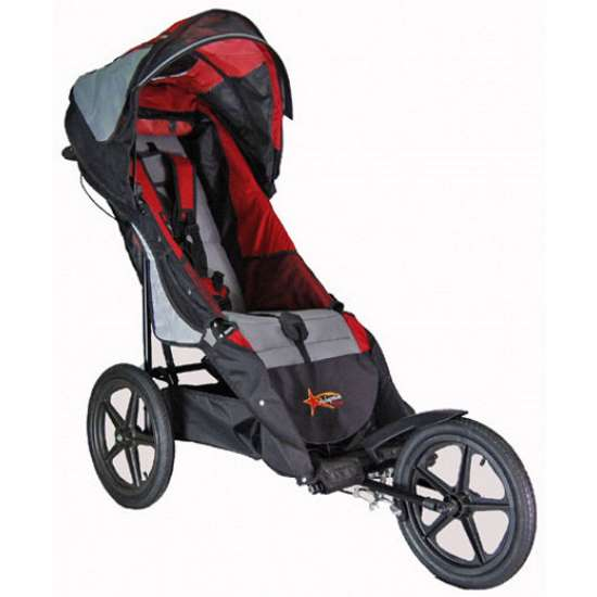 Adaptive Star Axiom 2 Improv adaptive stroller