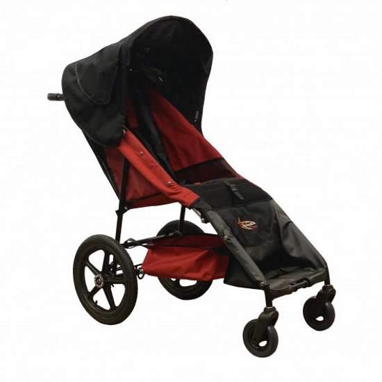 Adaptive-Star Lassen 2 adaptive stroller