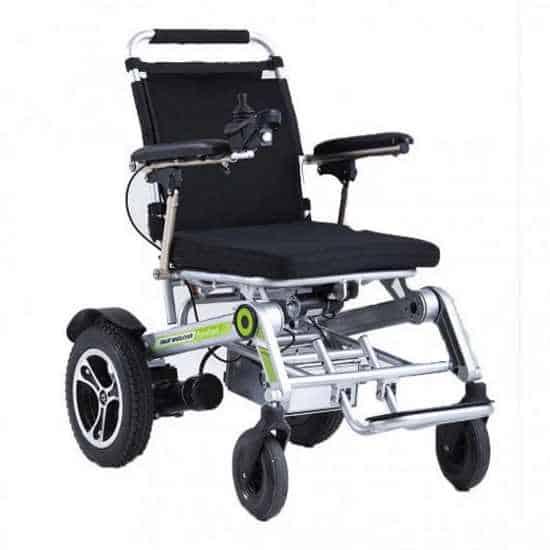 AirWheel H3S auto folding smart powerchair