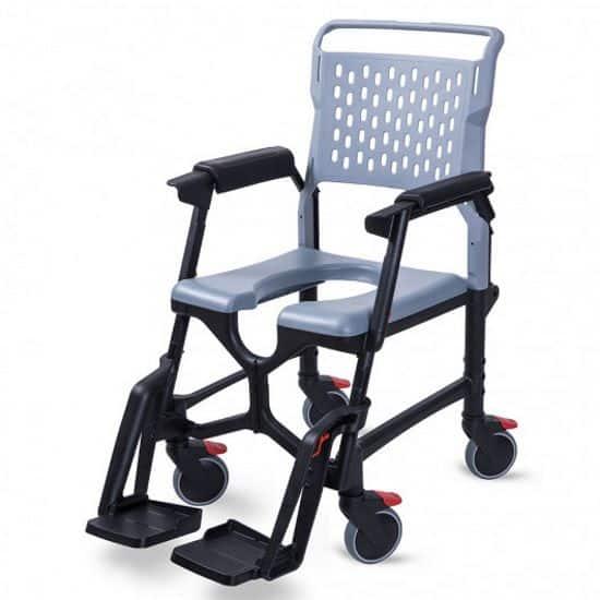 BathMobile folding shower chair