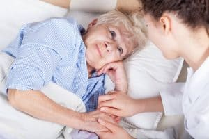 Bed alarms for the elderly for fall prevention and anti-wandering