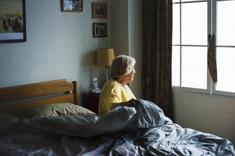 Bed alarms for seniors for fall prevention
