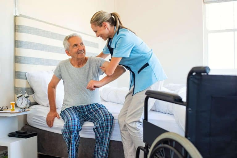 Bedroom Mobility and Disability Aids