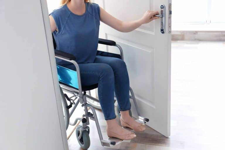 Best door devices for disabled users
