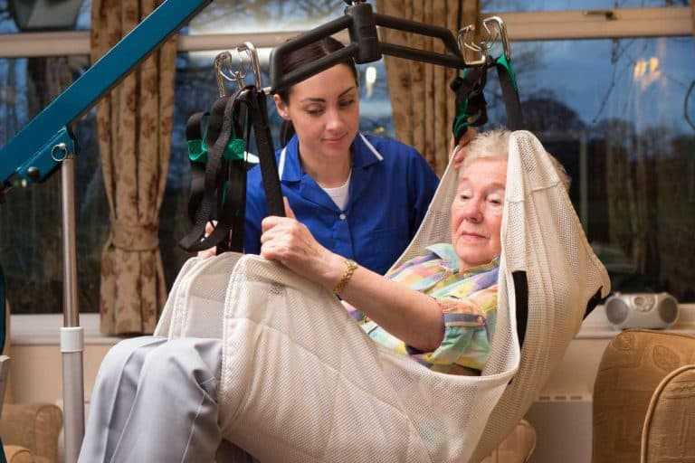 Best portable patient lifts for transfers