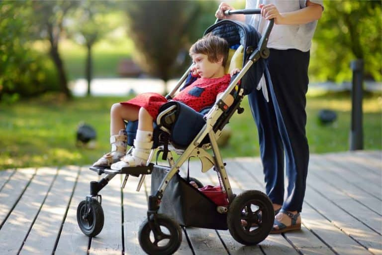 Best special needs strollers for children