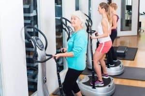 Best vibration plate machines for seniors
