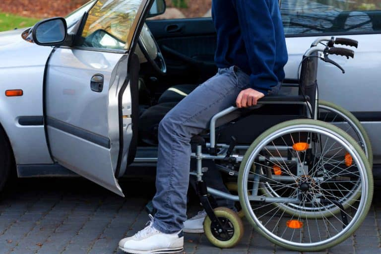 Mobility and Disability Aids for Cars