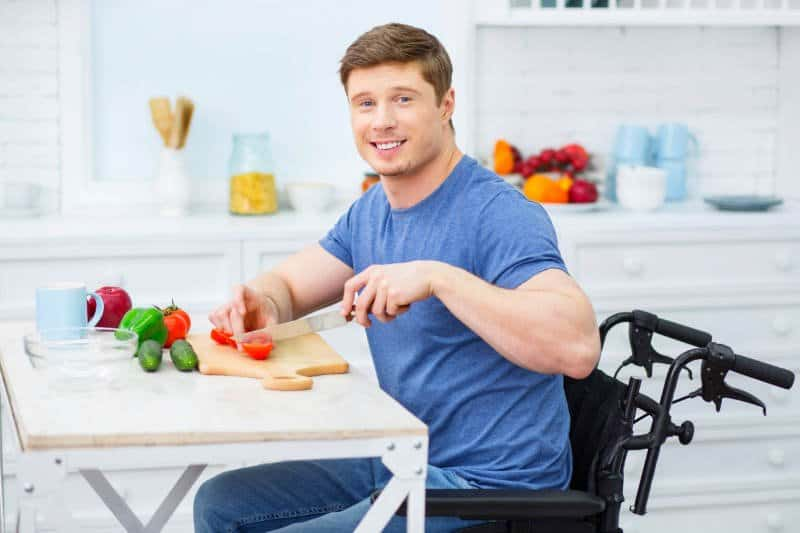 Disabilities in the Kitchen