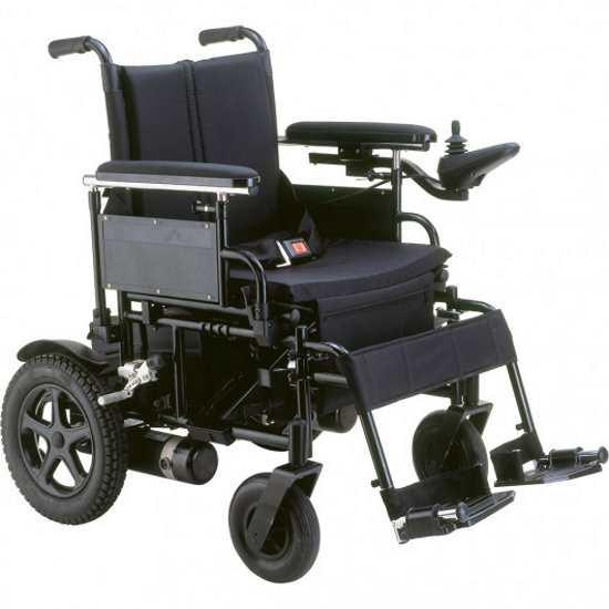 Drive Medical CPN18FBA Cirrus Plus power wheelchair