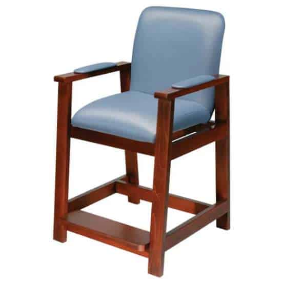 Drive medical hip chair with maple wood