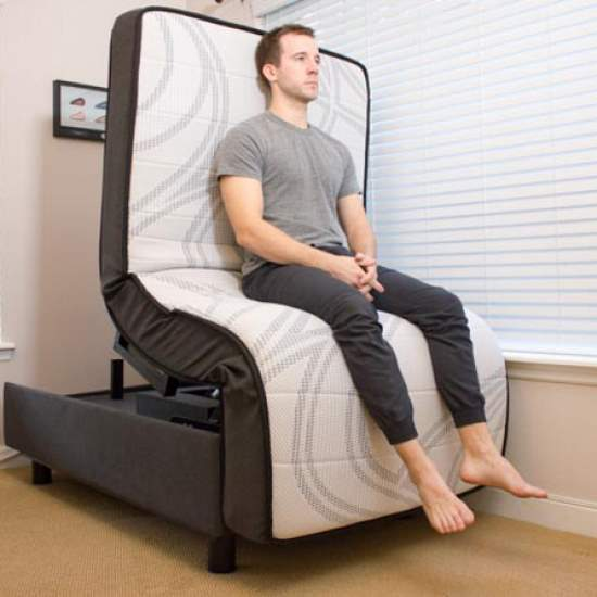 Envyy Sleep-to-Stand Electric Bed by Platinum Health