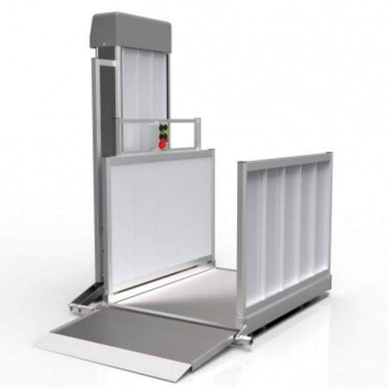 Ez-Access Passport vertical platform lift