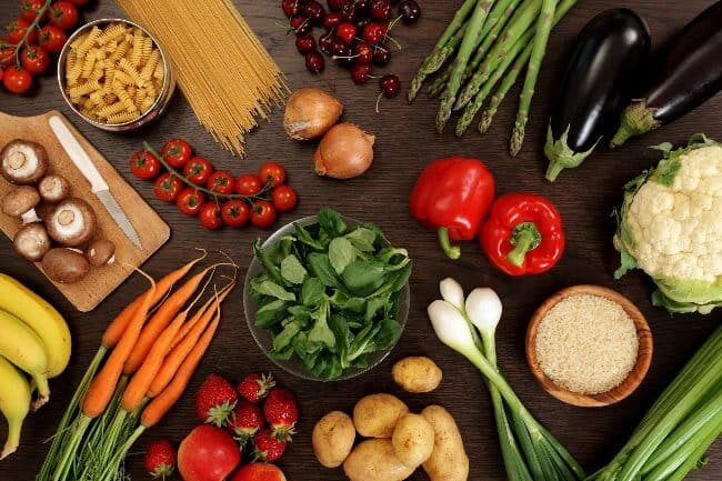 Food help for seniors and disabled