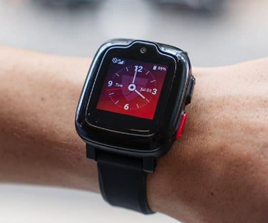 Freedom Guardian medical alert smartwatch