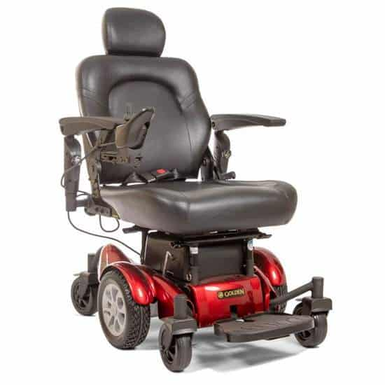 Golden Compass GP620M powerchair