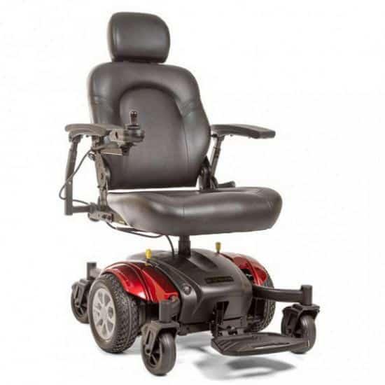 Golden Compass Sport powerchair