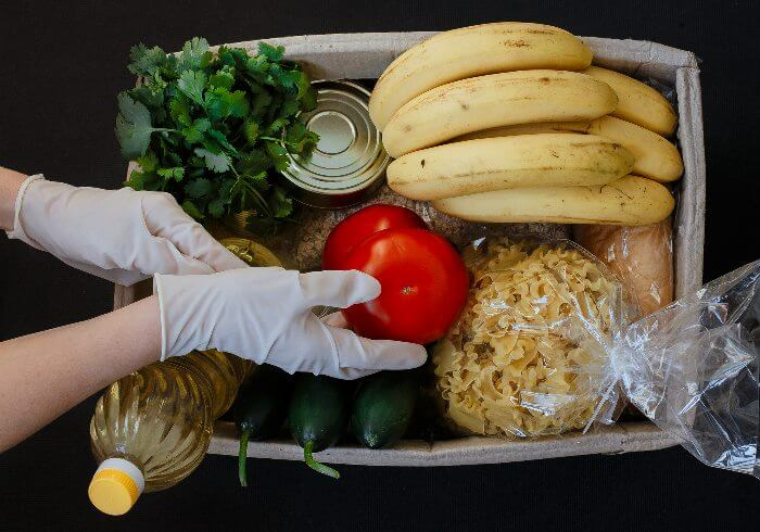 Government food assistance programs