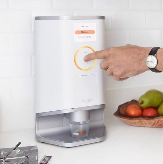 Hero automated medication dispenser