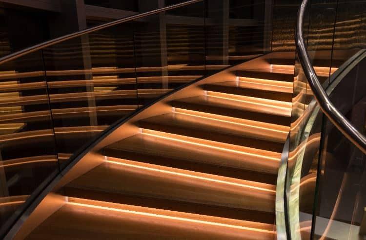 Illuminated Steps