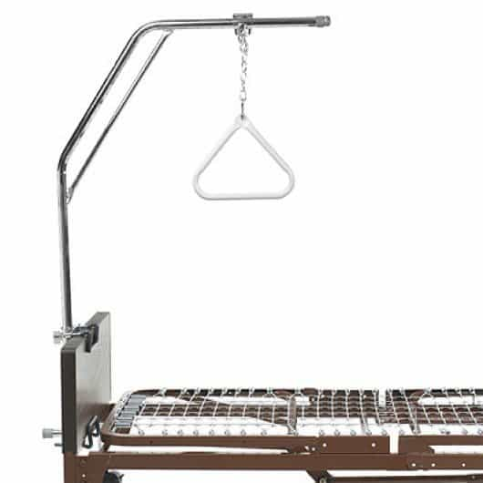 Invacare offset bed mounted trapeze bar 7740A