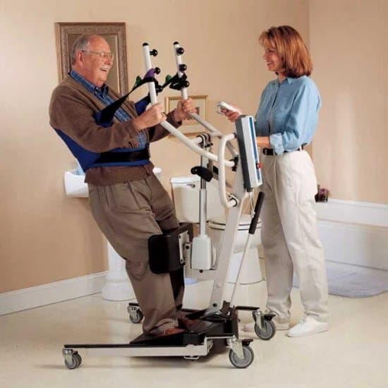 Invacare Reliant RPS350 sit to stand lift