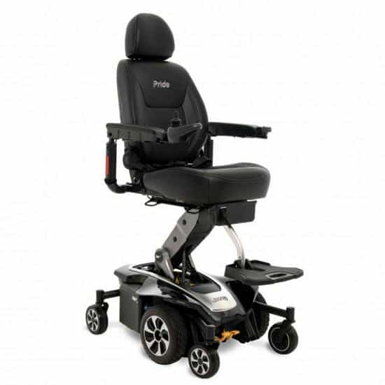 Jazzy Air 2 elevating seat powerchair