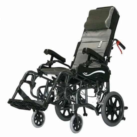 Karman VIP-515-TP tilt-in-space wheelchair