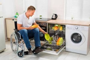 Kitchen disability mobility aids