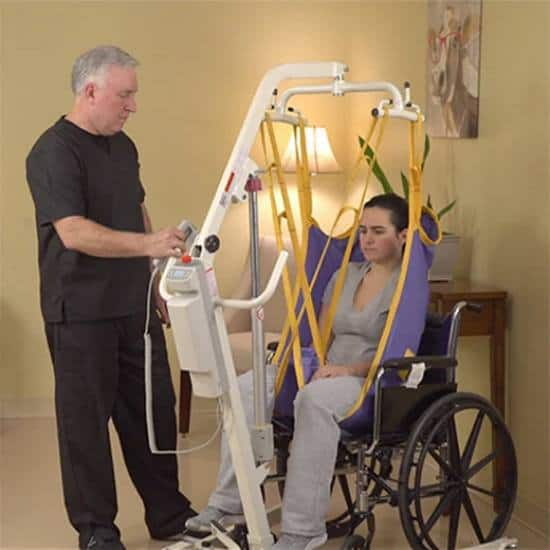 Genesis 400 Powered LE Patient Lift by Bestcare