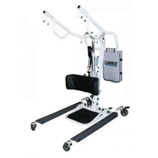 Lumex LF2090 bariatric sit to stand lift