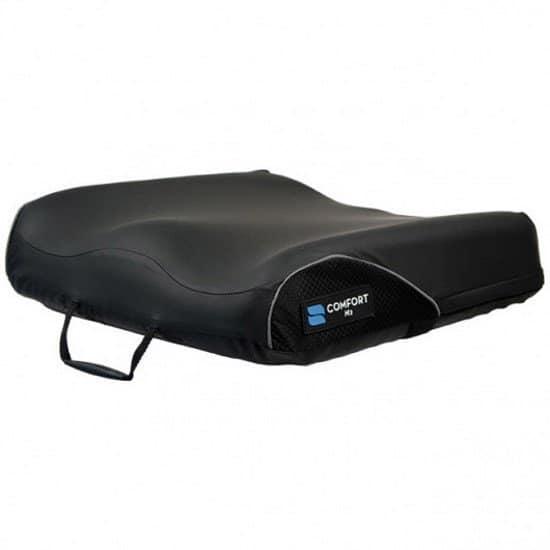 M2 Active 3D Quadra Gel Wheelchair Cushion (Zero Elevation)