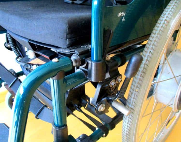 Maintaining Wheelchair Brakes