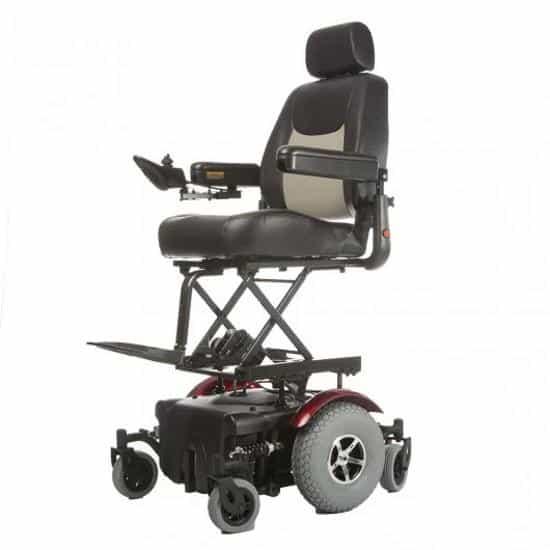 Merits Vision Super powerchair