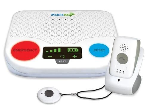 MobileHelp Duo medical alert system