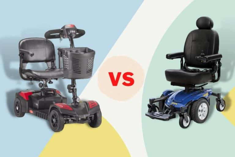 Mobility scooters vs power wheelchairs comparison