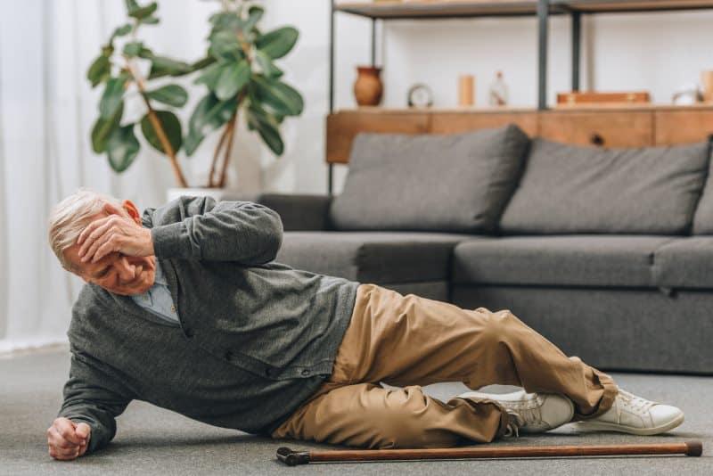 Preventing falls for seniors
