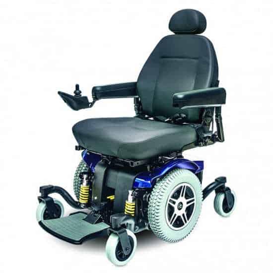 Pride Jazzy 614HD powerchair
