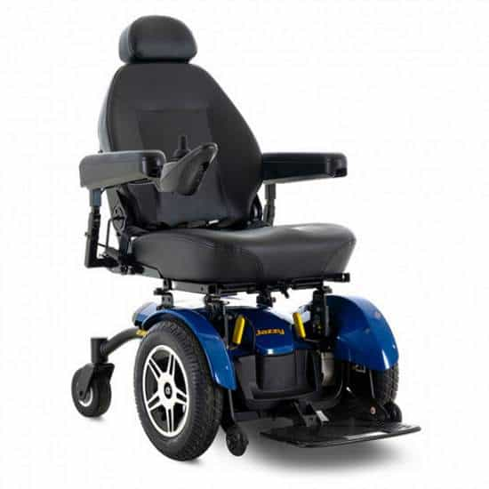 Pride Jazzy Elite heavy-duty powerchair