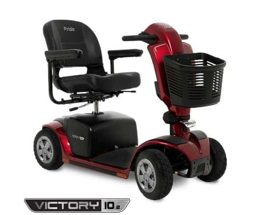 Pride mobility Victory heavy duty mobility scooter