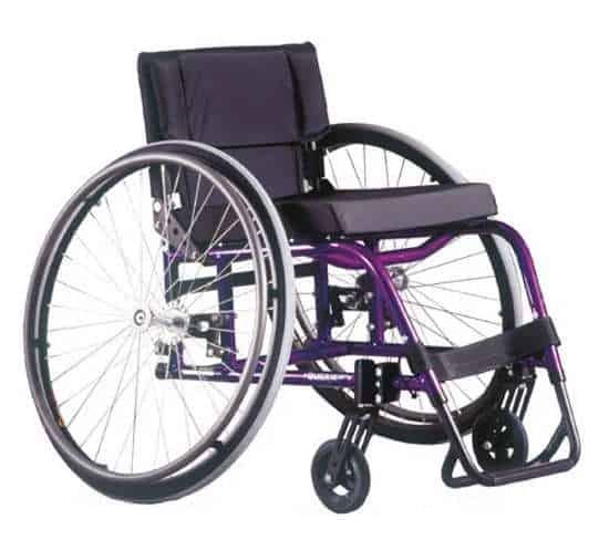 Quickie GP/ GPV Sports/Everyday use Wheelchair