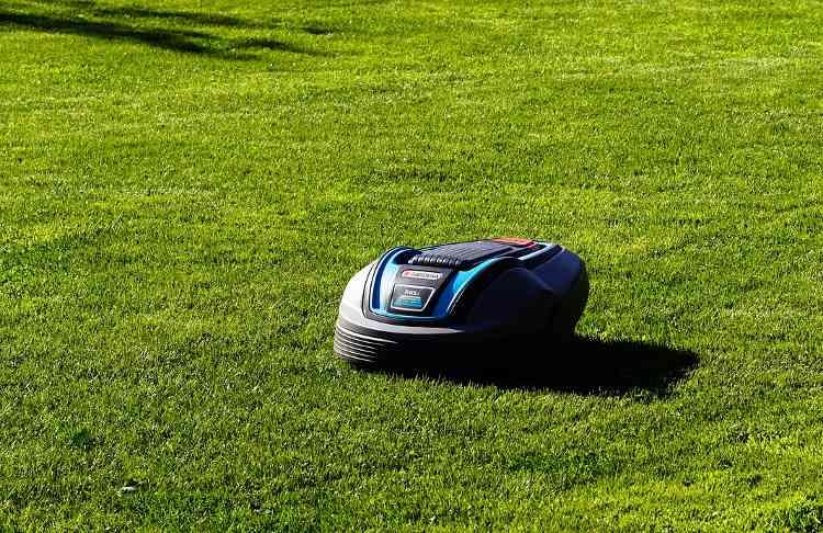 Robotic lawnmowers for easier gardening