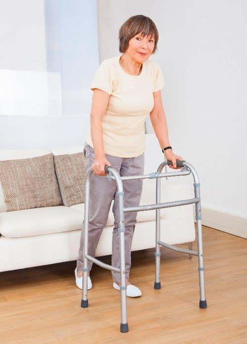 Standard walker for seniors