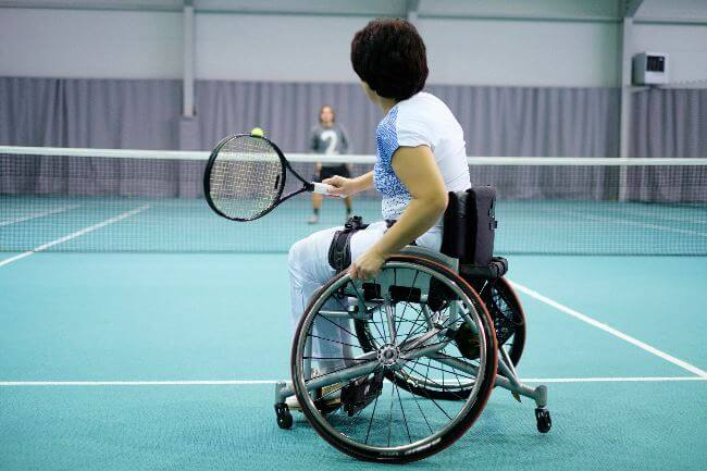 Wheelchairs for Tennis