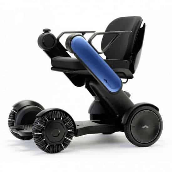 WHILL Model Ci powerchair