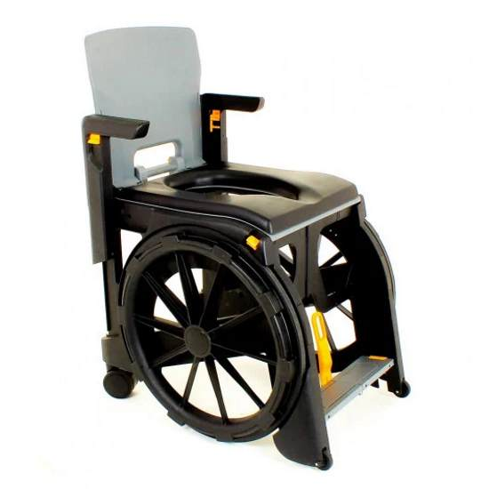 WheelAble shower wheelchair