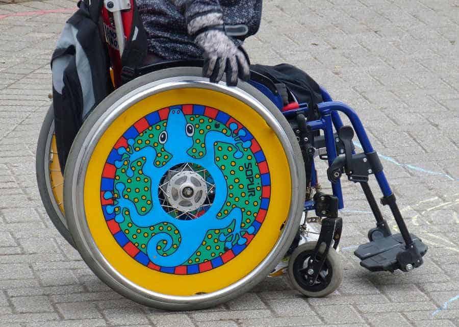 Wheelchair Gloves for Comfort