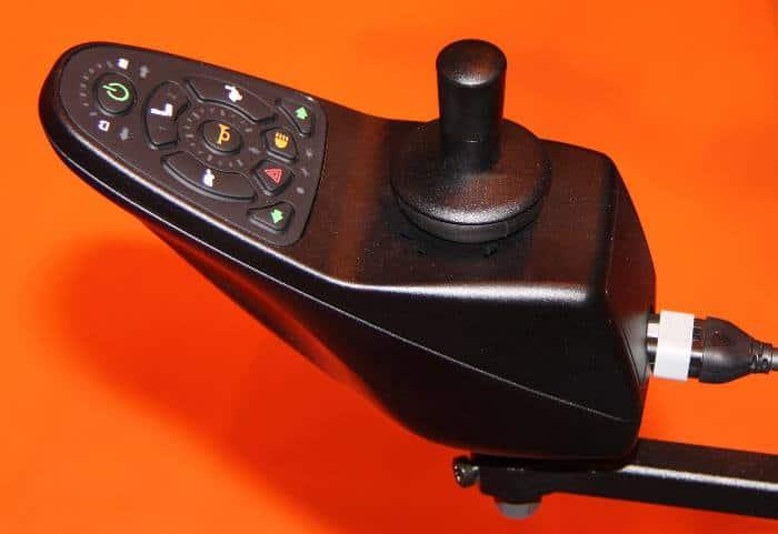 Wheelchair Controls