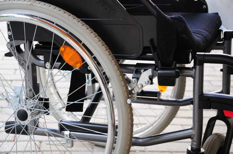Wheelchair Spokes