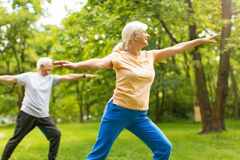 Balance exercises for improved balance and strength